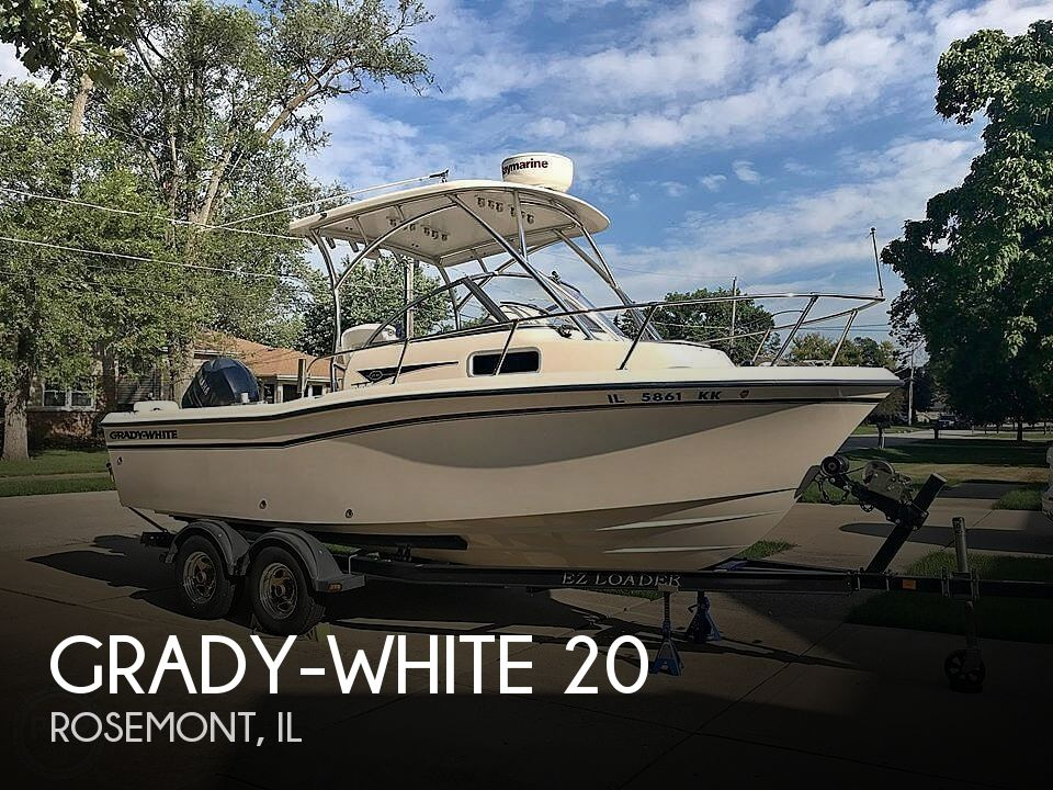 Used Grady-White 20 Boats For Sale by owner | 2006 Grady-White 208 Adventure