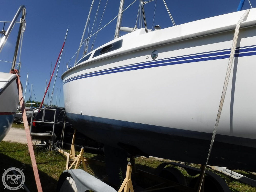 2002 Catalina Yachts boat for sale, model of the boat is 250k & Image # 18 of 40