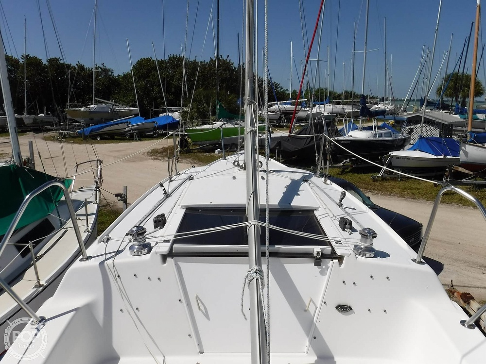 2002 Catalina Yachts boat for sale, model of the boat is 250k & Image # 23 of 40