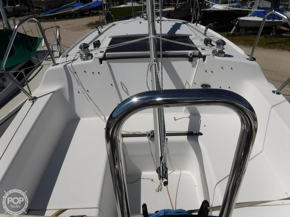 2002 Catalina Yachts boat for sale, model of the boat is 250k & Image # 24 of 40