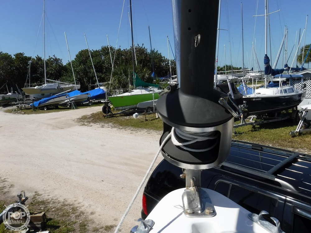 2002 Catalina Yachts boat for sale, model of the boat is 250k & Image # 28 of 40