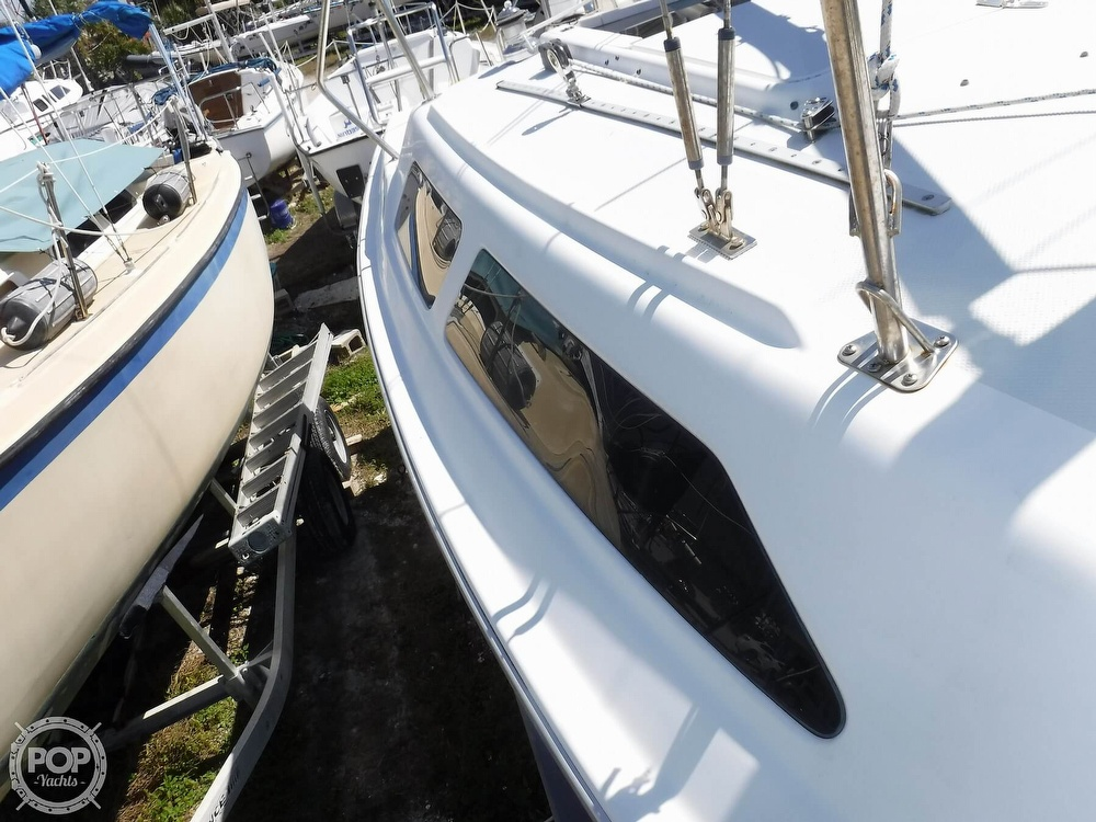 2002 Catalina Yachts boat for sale, model of the boat is 250k & Image # 35 of 40