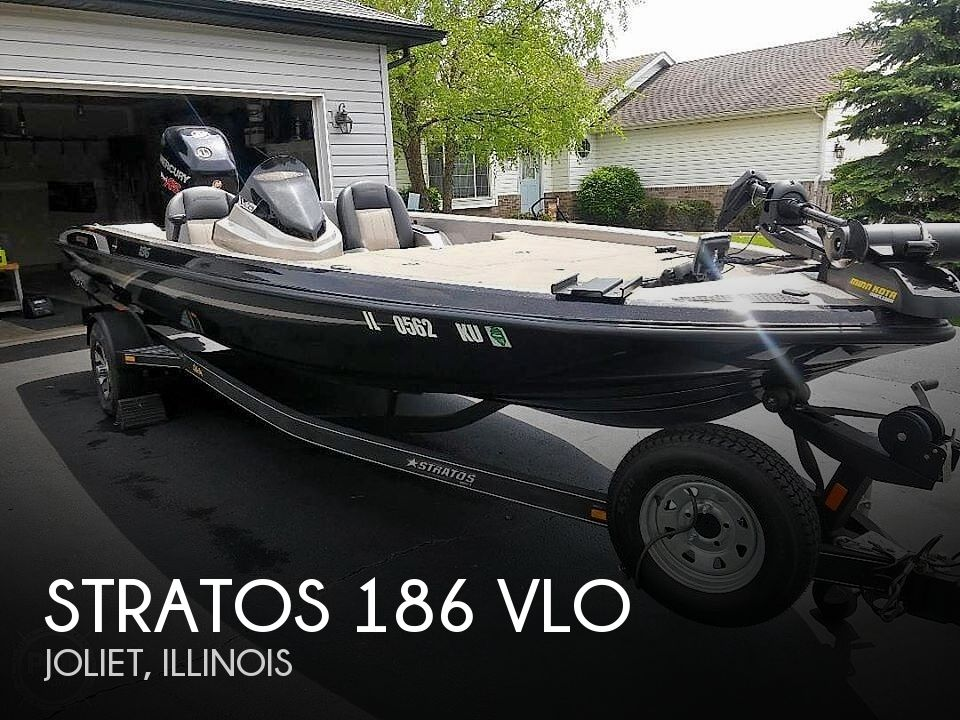 Used Stratos Boats For Sale by owner | 2014 Stratos 186 VLO