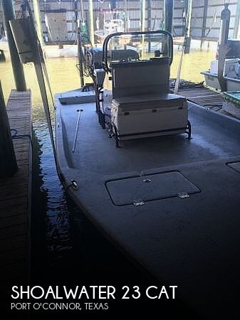 Used Shoalwater Boats For Sale by owner | 2015 Shoalwater 23 CAT