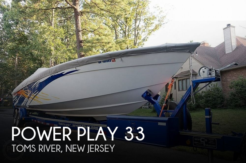 Used Power Play Boats For Sale by owner | 2001 Power Play 33