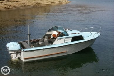 Glasspar Seafair Sedan, 17', for sale - $26,000