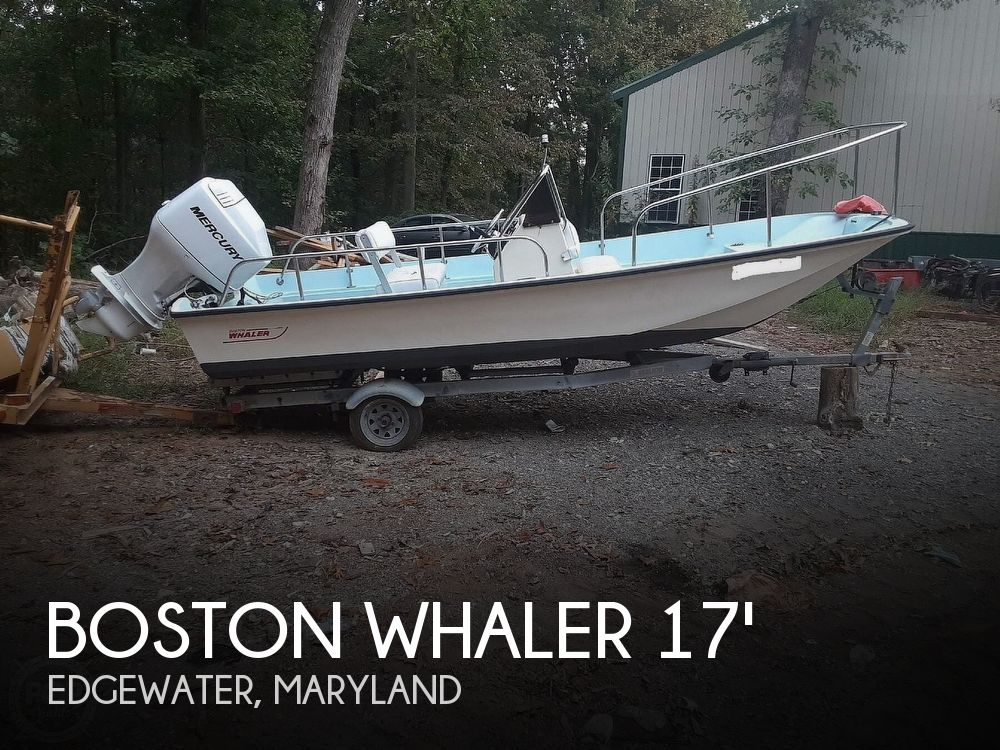 Used Boston Whaler  MONTAUK Boats For Sale by owner | 1972 Boston Whaler 17 Montauk