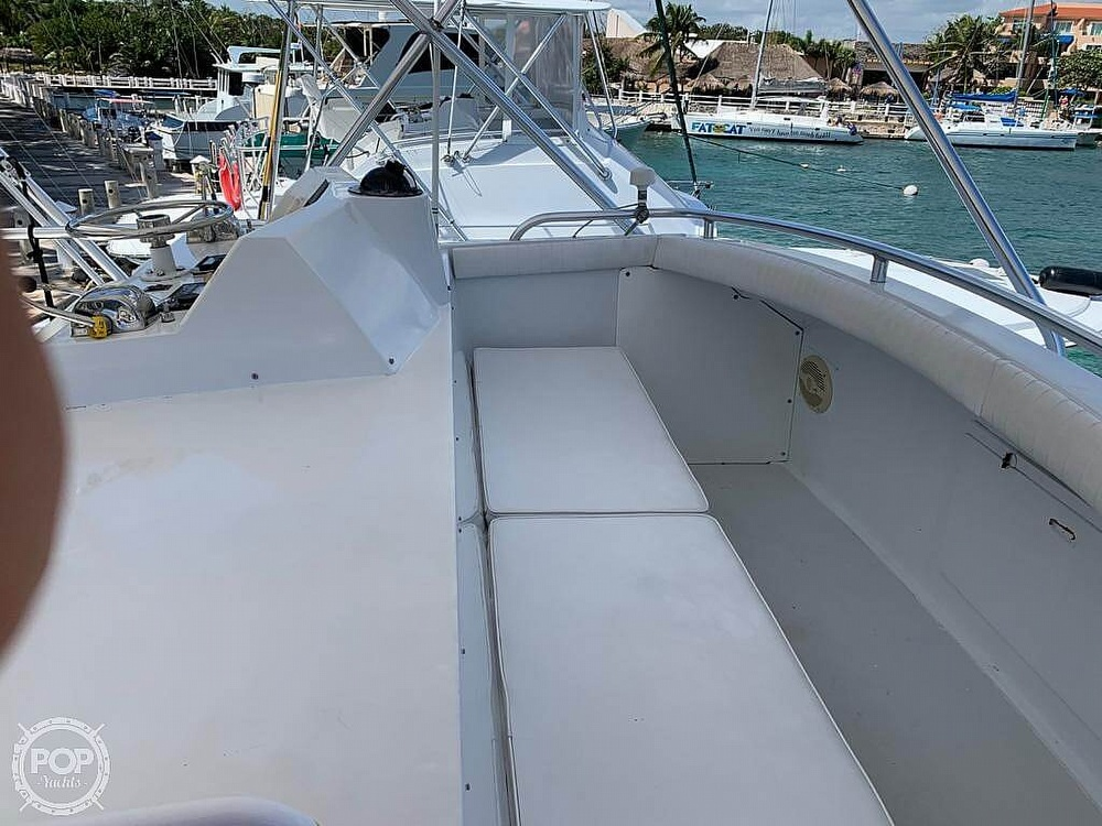 1978 Bertram boat for sale, model of the boat is 46 Convertible & Image # 15 of 16