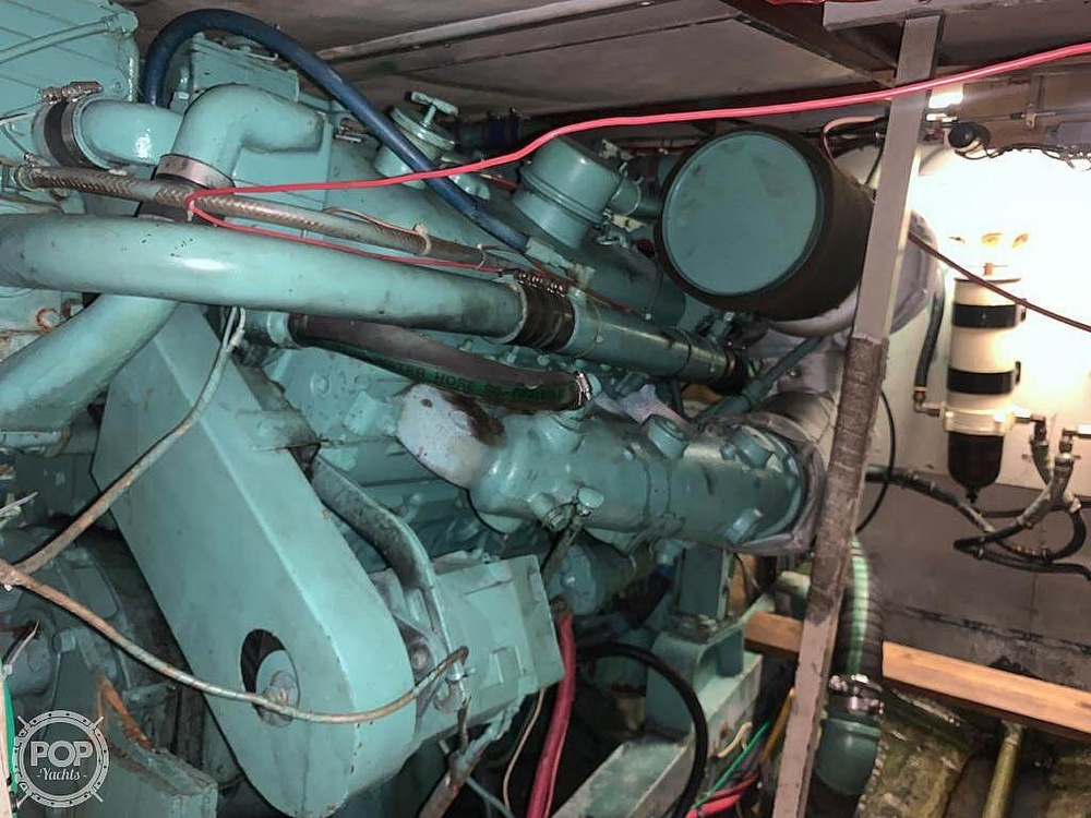 1977 Bertram boat for sale, model of the boat is 46 Convertible & Image # 19 of 20