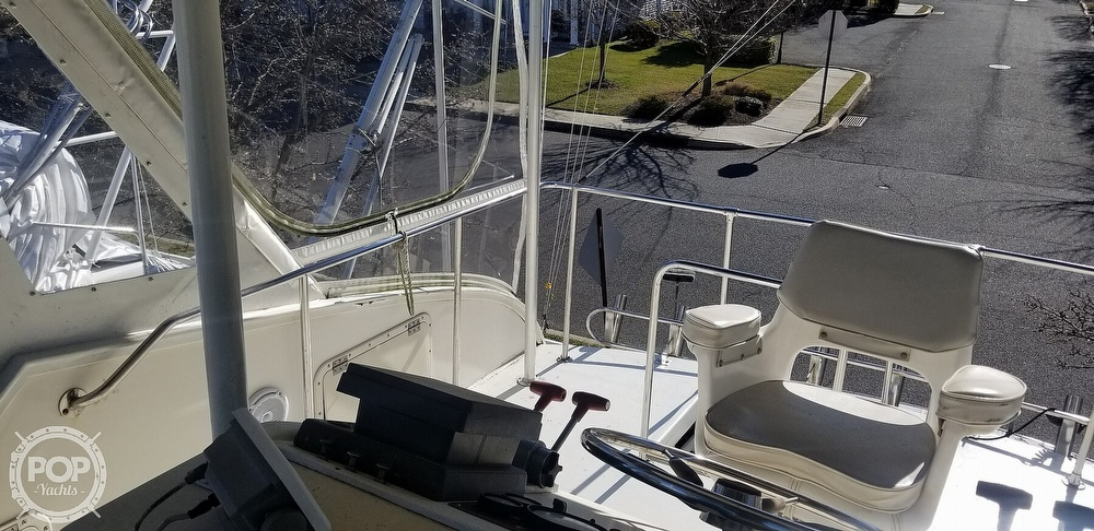 1985 Henriques boat for sale, model of the boat is 44 Sportfish & Image # 6 of 40