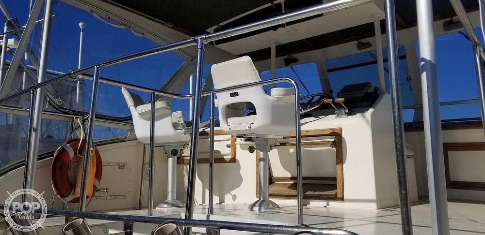 1985 Henriques boat for sale, model of the boat is 44 Sportfish & Image # 11 of 40