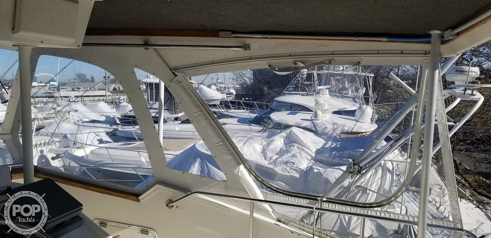 1985 Henriques boat for sale, model of the boat is 44 Sportfish & Image # 35 of 40