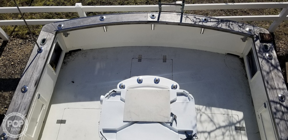 1985 Henriques boat for sale, model of the boat is 44 Sportfish & Image # 7 of 40