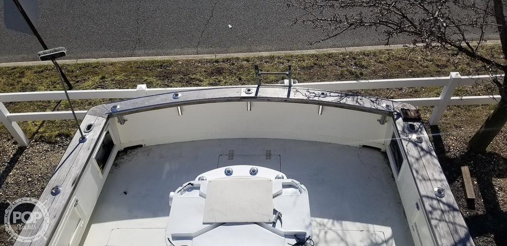 1985 Henriques boat for sale, model of the boat is 44 Sportfish & Image # 2 of 40