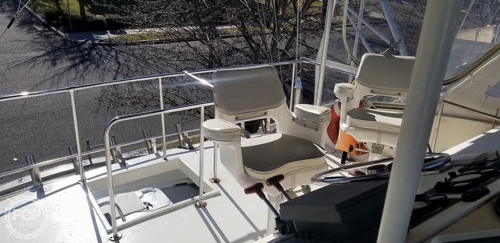 1985 Henriques boat for sale, model of the boat is 44 Sportfish & Image # 39 of 40