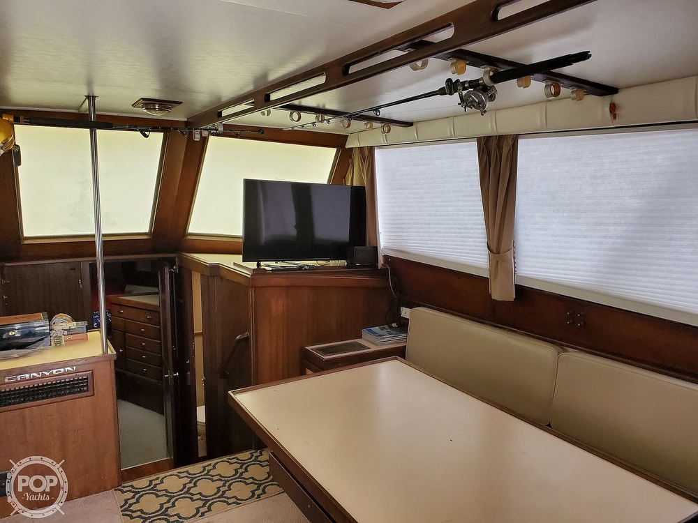 1985 Henriques boat for sale, model of the boat is 44 Sportfish & Image # 29 of 40