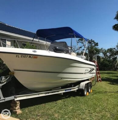 Cobia 20, 20', for sale - $15,000