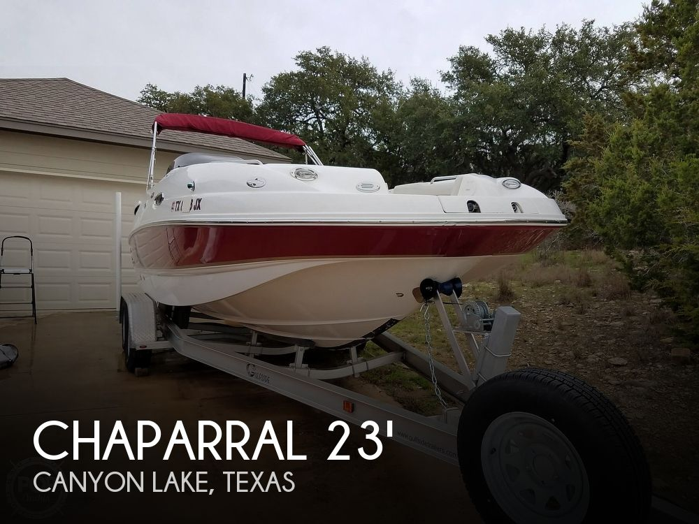 Used Chaparral 32 Boats For Sale by owner | 2004 Chaparral Sunesta 232