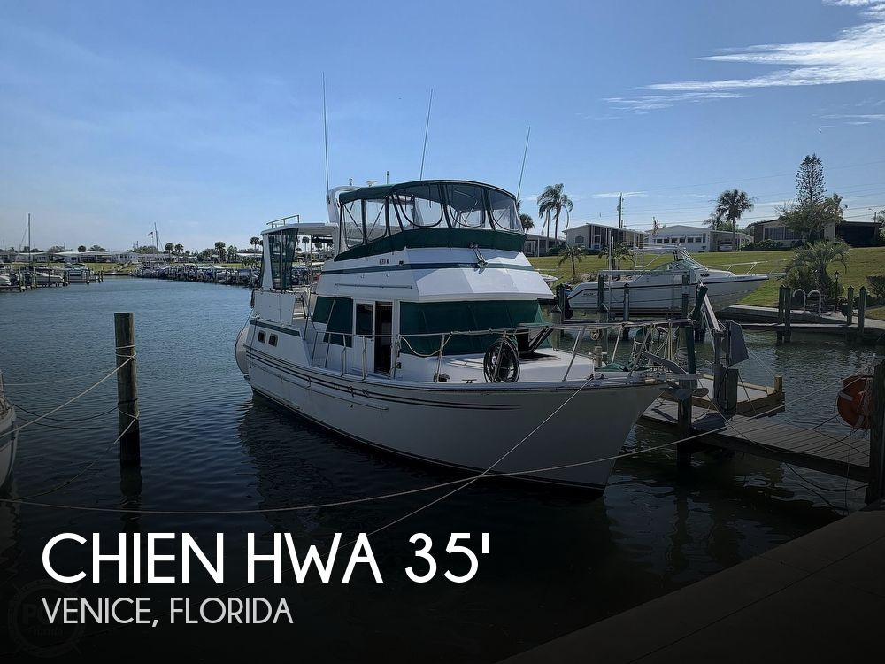 Used Chien Hwa Boats For Sale by owner | 1987 Chien Hwa 39 Sundeck