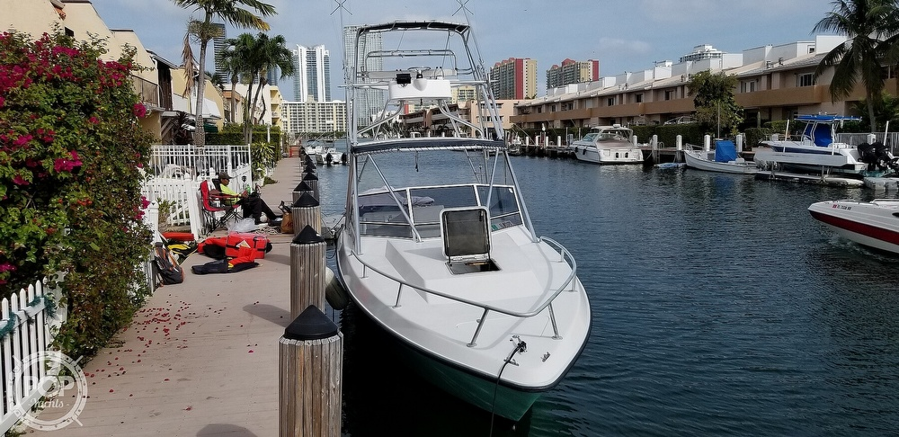1990 Contender boat for sale, model of the boat is 35 Express Sportfish & Image # 4 of 40
