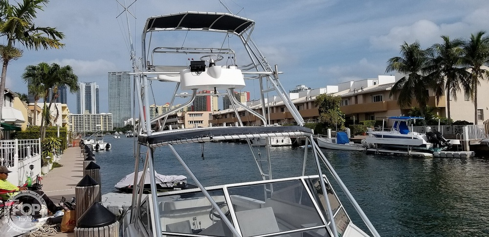 1990 Contender boat for sale, model of the boat is 35 Express Sportfish & Image # 14 of 40