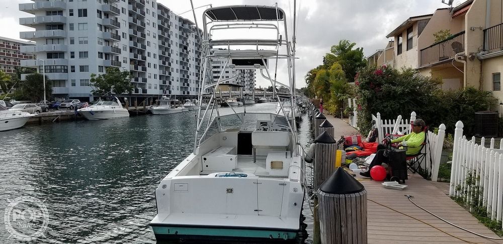 1990 Contender boat for sale, model of the boat is 35 Express Sportfish & Image # 21 of 40