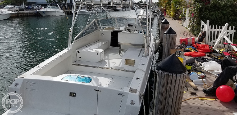 1990 Contender boat for sale, model of the boat is 35 Express Sportfish & Image # 22 of 40