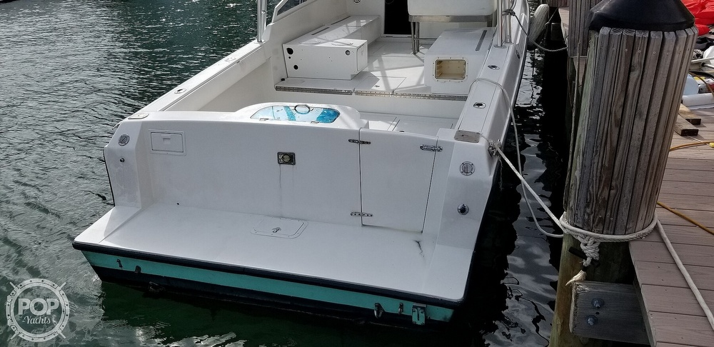 1990 Contender boat for sale, model of the boat is 35 Express Sportfish & Image # 23 of 40