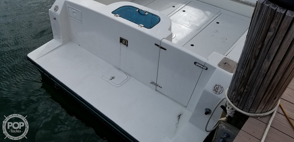 1990 Contender boat for sale, model of the boat is 35 Express Sportfish & Image # 29 of 40