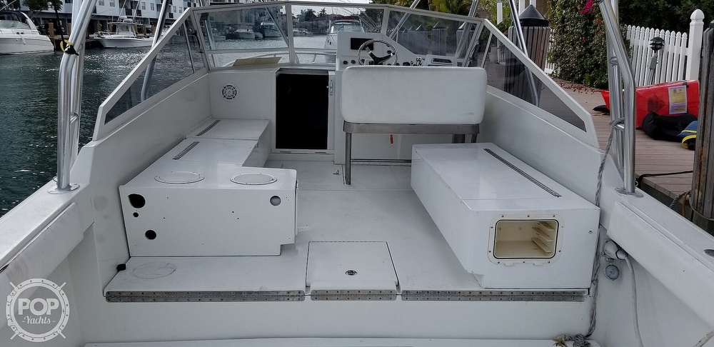 1990 Contender boat for sale, model of the boat is 35 Express Sportfish & Image # 30 of 40