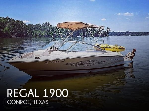 Used Regal Boats For Sale in Texas by owner | 2012 Regal 1900