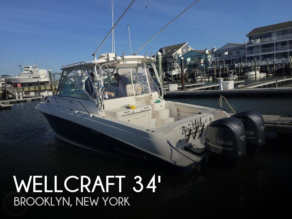 Used Boats For Sale in Trenton, New Jersey by owner | 2009 Wellcraft 340 Coastal