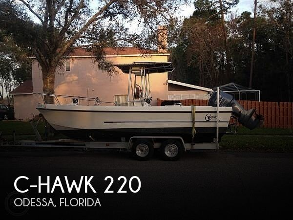 Used C-Hawk Boats For Sale by owner | 1997 C-Hawk 220