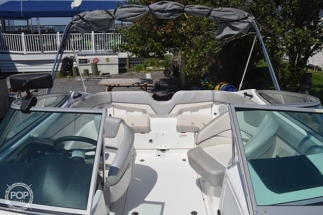 2012 Yamaha boat for sale, model of the boat is 210 SX & Image # 4 of 8