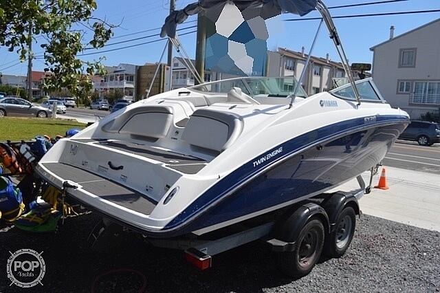 2012 Yamaha boat for sale, model of the boat is 210 SX & Image # 7 of 8