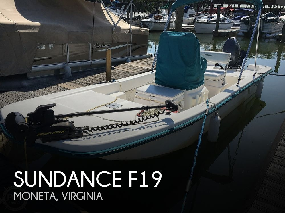 Used Sundance  Boats For Sale by owner | 2007 Sundance 19