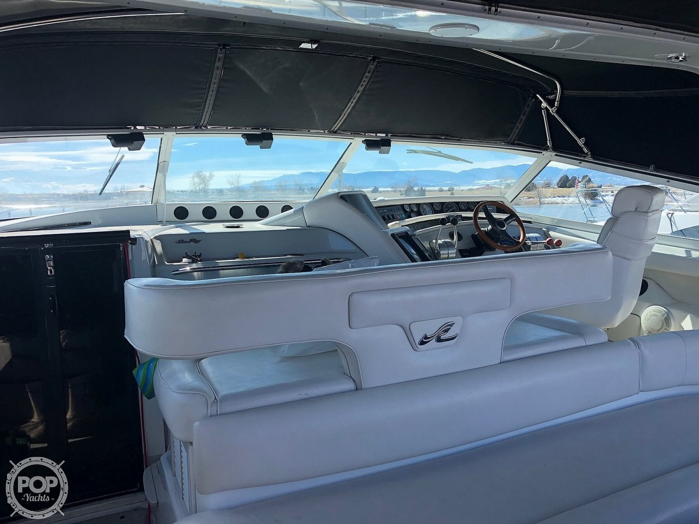 1991 Sea Ray boat for sale, model of the boat is 480 /500 Sundancer & Image # 12 of 40