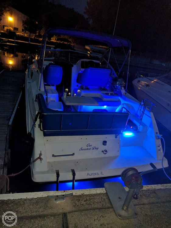 1990 Carver boat for sale, model of the boat is 528 Montego & Image # 7 of 21