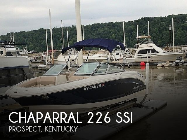 Used Chaparral 26 Boats For Sale by owner | 2012 Chaparral 226 SSI