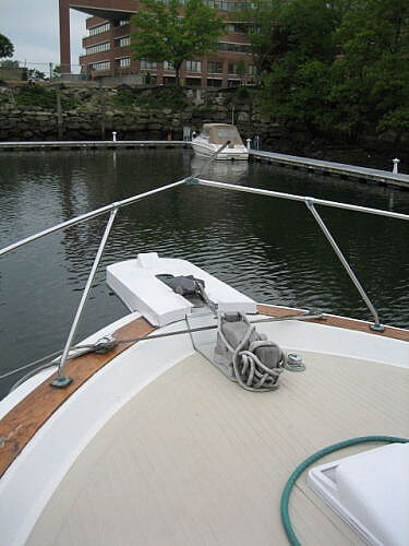 1966 Chris Craft boat for sale, model of the boat is 47 Commander & Image # 26 of 40