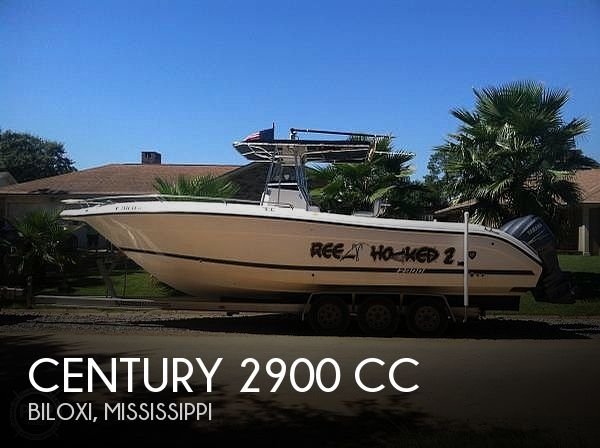 Used Century Boats For Sale by owner | 2002 Century 2900 Cc