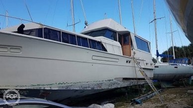 Concord 54 Pilot House, 54, for sale - $19,999