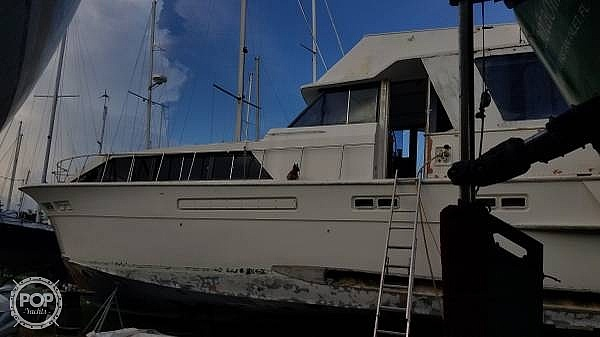 1974 Concord boat for sale, model of the boat is 54 Pilot House & Image # 7 of 40