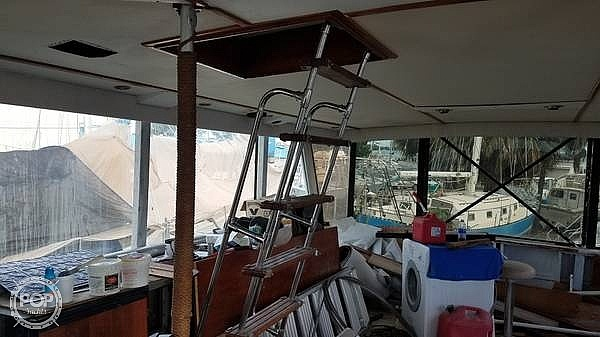1974 Concord boat for sale, model of the boat is 54 Pilot House & Image # 13 of 40
