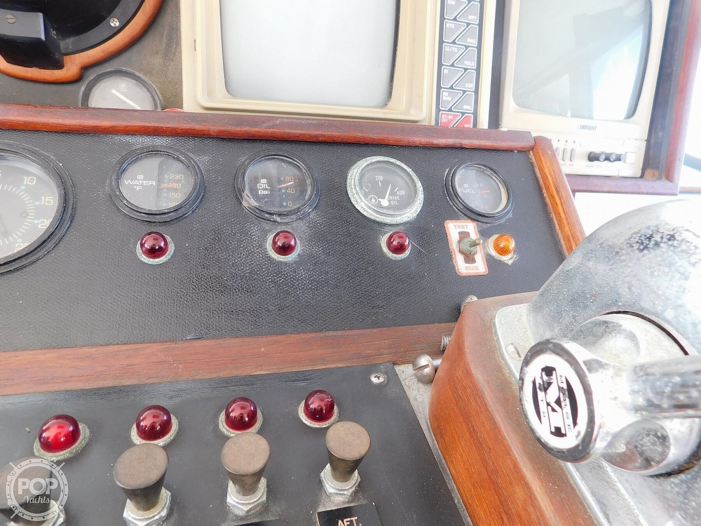 1974 Concord boat for sale, model of the boat is 54 Pilot House & Image # 20 of 40