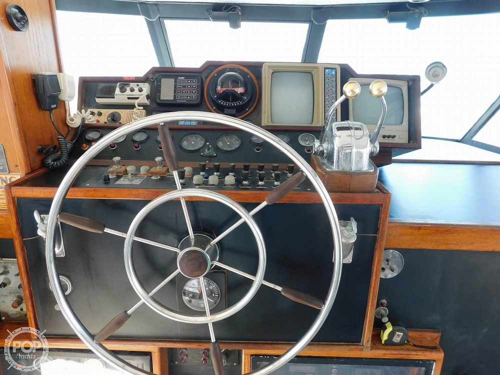 1974 Concord boat for sale, model of the boat is 54 Pilot House & Image # 29 of 40
