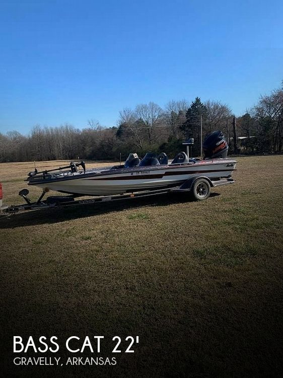 Used Boats For Sale in Fort Smith, Arkansas by owner | 2009 Bass Cat 22