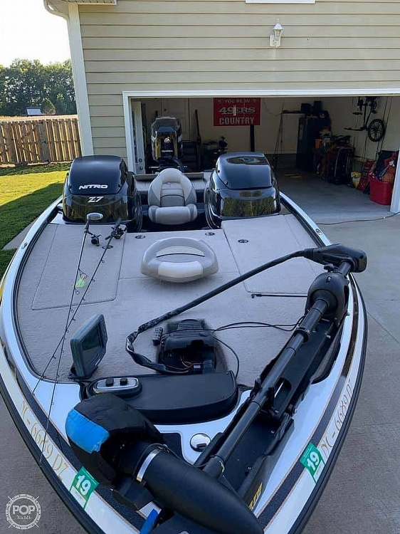 2014 Nitro boat for sale, model of the boat is Z - 7 & Image # 5 of 40