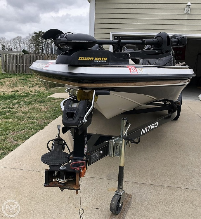 2014 Nitro boat for sale, model of the boat is Z - 7 & Image # 17 of 40