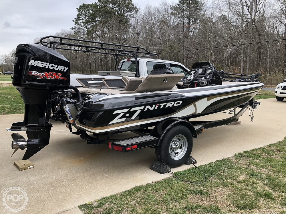 2014 Nitro boat for sale, model of the boat is Z - 7 & Image # 19 of 40